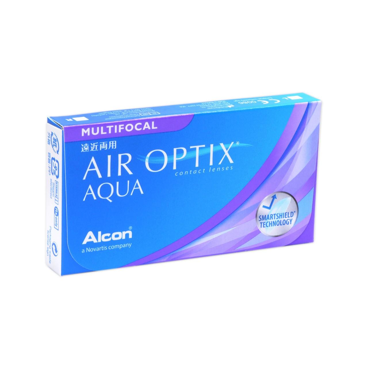 Alcon Air Optix Aqua Multifocal - 6er Box