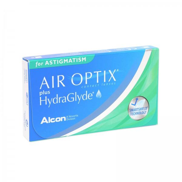 Air Optix plus HydraGlyde for Astigmatism