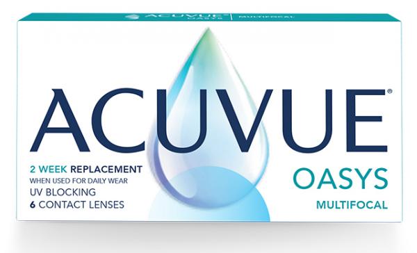 Acuvue Oasys Multifocal