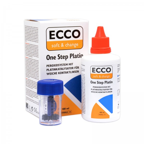 Ecco Soft & Change One Step Platin