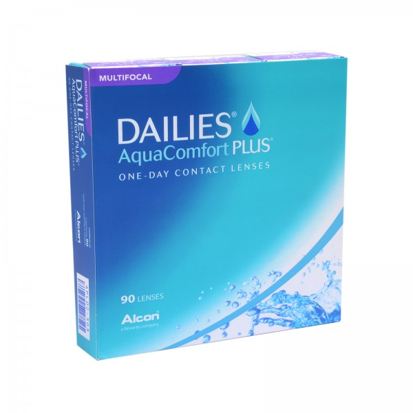 Dailies AquaComfort Plus Multifocal