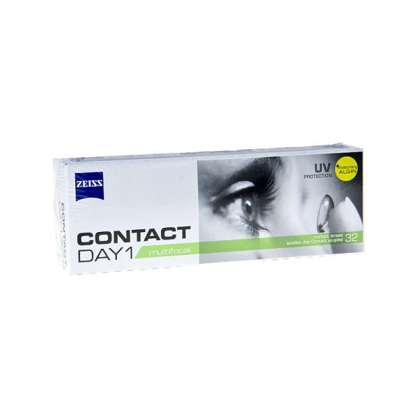 Zeiss Contact Day 1 multifocal