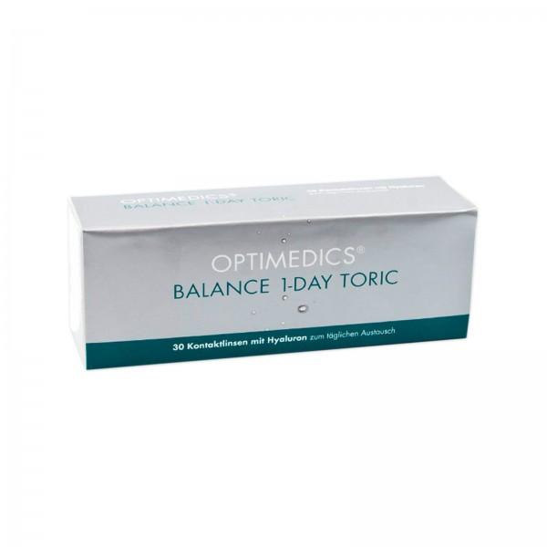 Optimedics Balance 1-Day toric