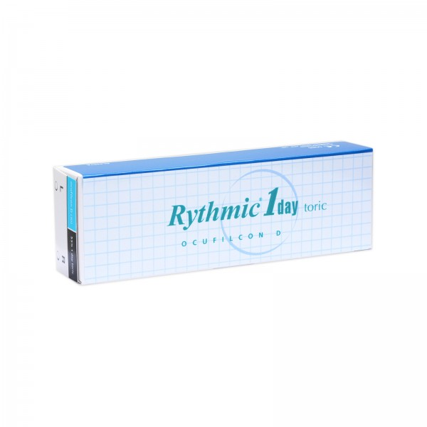 Rythmic 1 day toric