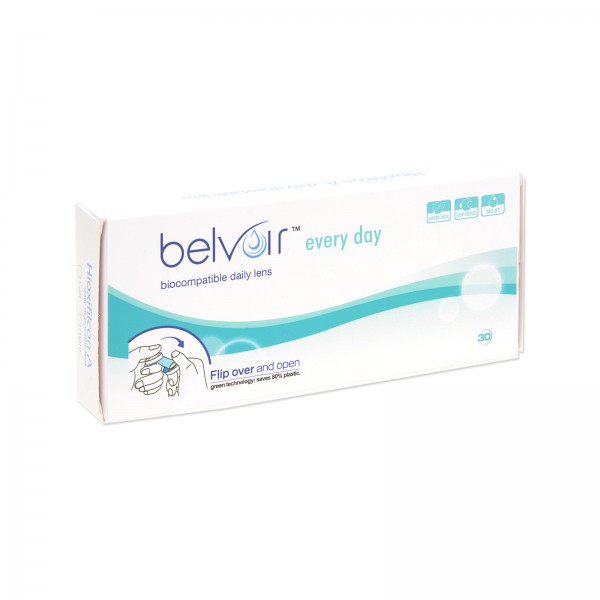 Belvoir every day